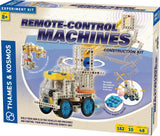 Thames & Kosmos Remote Control Machines - Chickadee Solutions - 1
