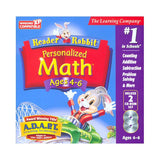 Reader Rabbit Personalized Math 4-6 Deluxe - Chickadee Solutions