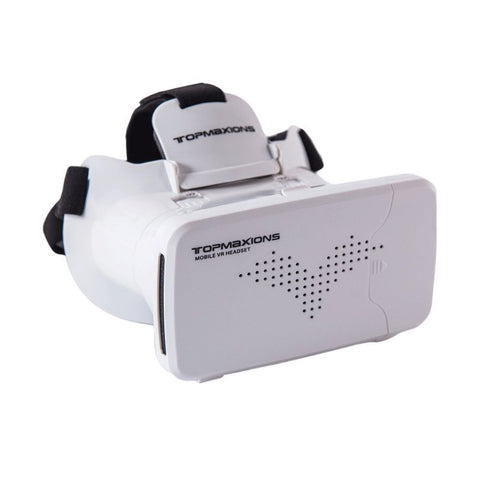 3D VR GlassesTopmaxions 3D Virtual Reality Headset Mobile Phone 3D Movies for... - Chickadee Solutions - 1