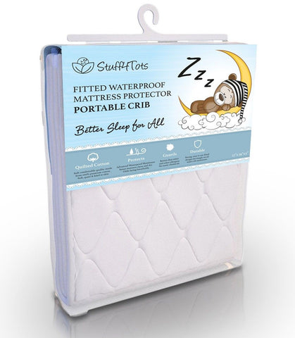 Playard Mattress Pad - Best Fit for Pack n Play and Mini ...