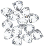 Acrylic Clear Ice Rock Diamond Crystals Treasure Gems for Table Scatters Vase... - Chickadee Solutions