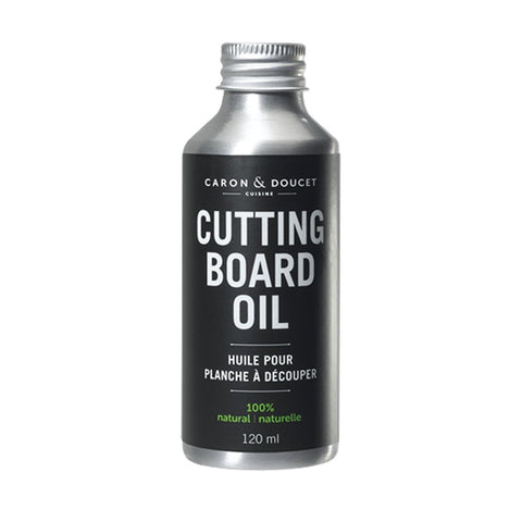 Caron & Doucet - Coconut Cutting Board Oil & Butcher Block Oil - 100% Plant B... - Chickadee Solutions - 1