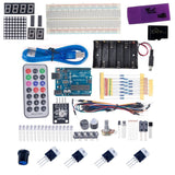 DIYmall Learning Basic Beginner Starter Kit for Arduino UNO R3 - Chickadee Solutions - 1