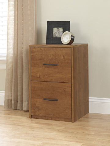 Altra Core 2 Drawer File Cabinet Bank Adler - Chickadee Solutions