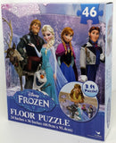 "Disney Frozen Floor Puzzle (46-Piece) 24"" x 36"" Styles Will Vary - Chickadee Solutions - 1"