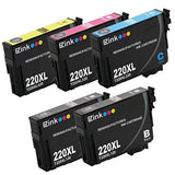 E-Z Ink (TM) Remanufactured Ink Cartridge Replacement for Epson 220XL 220 XL ... - Chickadee Solutions