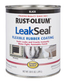 Rust-Oleum 271791 Stop Rust Leak Seal Flexible Rubber Coating Sealant Black - Chickadee Solutions