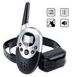 Dog Training Collar with Remote by SySrion - 8 Levels of Shock and Vibration ... - Chickadee Solutions - 1