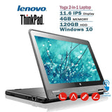 Lenovo Thinkpad Yoga 2-in-1 Convertible 11.6-inch IPS Touchscreen Laptop(Tabl... - Chickadee Solutions - 1
