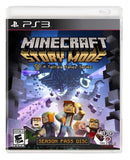 Minecraft: Story Mode - Season Disc - PlayStation 3 - Chickadee Solutions - 1