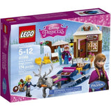 LEGO Disney Princess Anna and Kristoff's Sleigh Adventure 41066 - Chickadee Solutions - 1