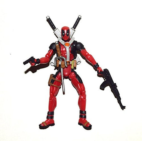 "Marvel Universe 3.75"" Deadpool Loose Action Figure - Chickadee Solutions"