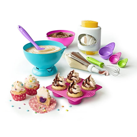 Skyrocket Toys Real Cooking Ultimate Baking Set - Chickadee Solutions - 1