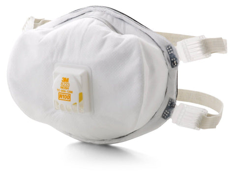 3M Particulate Respirator 8233 N100 - Chickadee Solutions - 1
