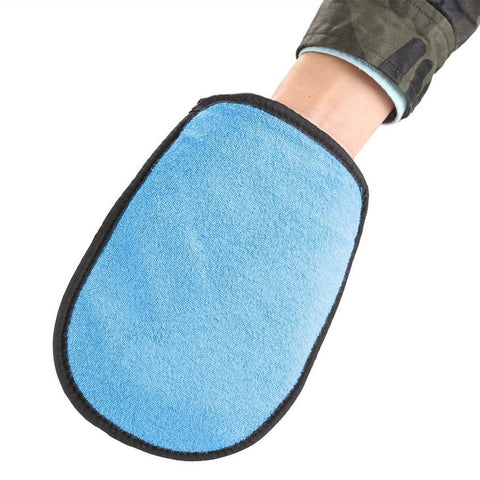 Zicac Children Beach Clear Sand Gloves Sand Removal Mitt Model Wipe Off Sand ... - Chickadee Solutions - 1