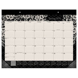 AT-A-GLANCE Desk Pad Calendar 2016 21.75 x 15.5 Inches Lacey (D141-704) - Chickadee Solutions - 1