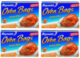 Reynolds Nylon 510 Reynolds Oven Bag 2-ct (Pack of 4) 8 bags Total - Chickadee Solutions