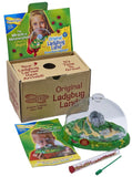 Original Ladybug Land with Live Larvae - Chickadee Solutions - 1