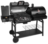 Char-Griller 5050 Duo Gas-and-Charcoal Grill - Chickadee Solutions - 1