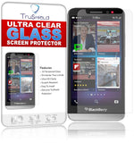 Blackberry Z30 Screen Protector - Tempered Glass - Package Includes Microfibe... - Chickadee Solutions - 1