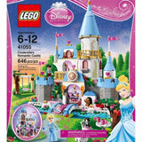 LEGO Disney Princess Cinderella's Romantic Castle Play Set - Chickadee Solutions - 1