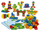 LEGO Education 45019 Creative LEGO DUPLO Brick Set (Pack of 160) - Chickadee Solutions - 1