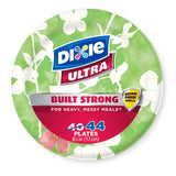 Dixie Ultra Disposable Plates 6 7/8 Inch 44 Count (Pack of 4) - Chickadee Solutions - 1