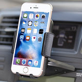 Car Mountjamron Universal One Touch Installation Cd Slot Smartphone Car Mount... - Chickadee Solutions - 1