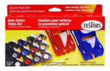 Testors Model Car Acrylic Paint Pot Set - Chickadee Solutions