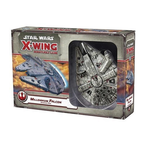 Star Wars X-Wing: Millennium Falcon Expansion Pack Standard Packaging - Chickadee Solutions