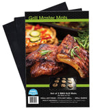 Grill Master Mats BBQ Grill Mats Set of 2 - Chickadee Solutions - 1