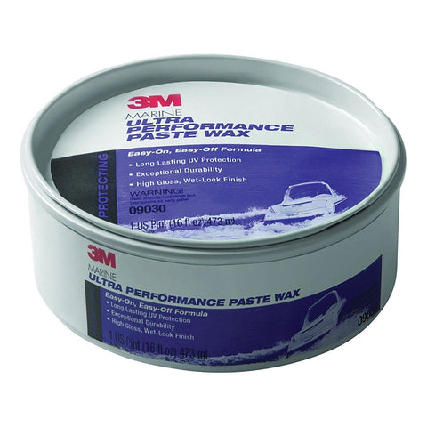 3M 09030 Marine Ultra Performance Paste Wax - Chickadee Solutions