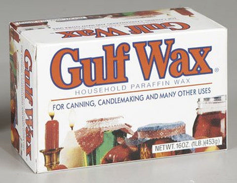 Gulfwax Paraffin Wax 1 Lb. - Chickadee Solutions