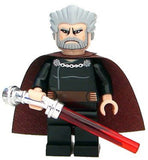 Lego Star Wars Count Dooku Minifigure with Lightsaber - Chickadee Solutions
