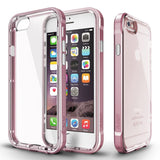 iPhone 6s Case PLESON [Crystal Bumper] iPhone 6s Case Cover Dual Layer Case [... - Chickadee Solutions - 1