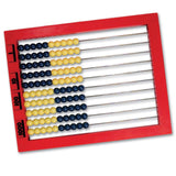 Learning Resources 2-Color Desktop Abacus 1 - Chickadee Solutions
