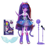My Little Pony Equestria Girls Singing Twilight Sparkle Doll - Chickadee Solutions - 1