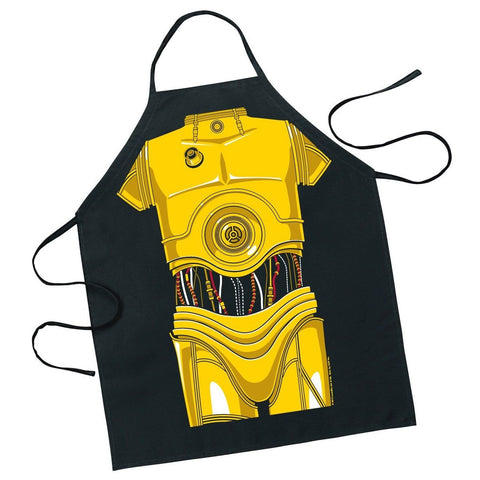 ICUP Star Wars C-3PO Be The Character Apron - Chickadee Solutions - 1