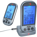 Wireless Meat Thermometer by KONA ~ Best Digital Meat Thermometer For Smokers... - Chickadee Solutions - 1