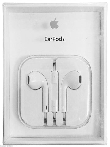 Original OEM iPhone Earbuds with Mic and Volume Control - Chickadee Solutions