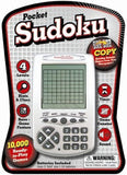 Sudoku Electronic Pocket Arcade - Chickadee Solutions
