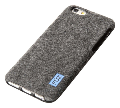 FZ Designs Sleek Protective Felt iPhone Case for iPhone 6 Plus/6S Plus - Chickadee Solutions