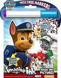 Bendon Paw Patrol Imagine Ink Activity Book - Chickadee Solutions