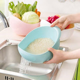 Honest Good Japanese Style Rice Washer & Quinoa Strainer Eco-Friendly BPA-Fr... - Chickadee Solutions - 1
