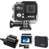 WIFI Action Camera 4K 2.0-Inch LCD Sports Camera Waterproof Diving 45M Underw... - Chickadee Solutions - 1