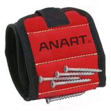 ANART Super Magnetic Wristband Keeps Screws Nails and Tools Handy While Working - Chickadee Solutions - 1