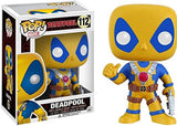 Funko Marvel Deadpool Pop Vinyl Yellow and Blue Suit Exclusive - Chickadee Solutions