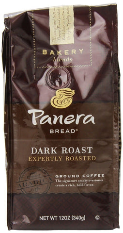 Panera Bread Coffee Dark Roast 12 Ounce - Chickadee Solutions - 1