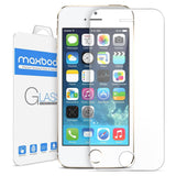 iPhone 5S Screen Protector Maxboost iPhone 5S / 5 / 5C Glass Screen Protector... - Chickadee Solutions - 1