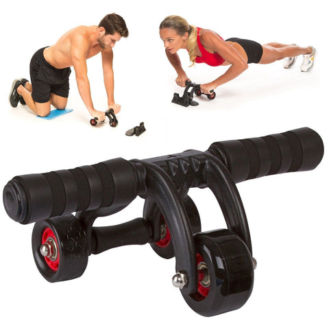 AB WOW Dragon Ab Roller Wheel Melts Fat and Tones Abdominal Muscle in Every W... - Chickadee Solutions - 1